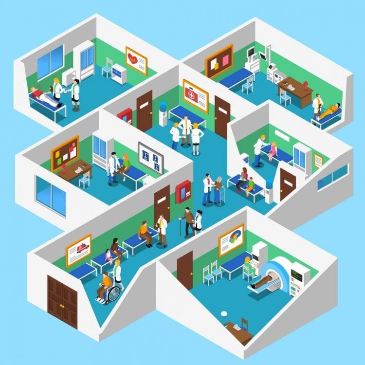 רשלנות רפואית בבית חולים